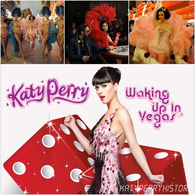 On This Day in #KatyPerryHistory… 7th April 2009, Katy Perry Waking Up In Vegas was released